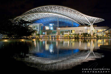 Puerto Rico Convention Center by Charlie-Framer