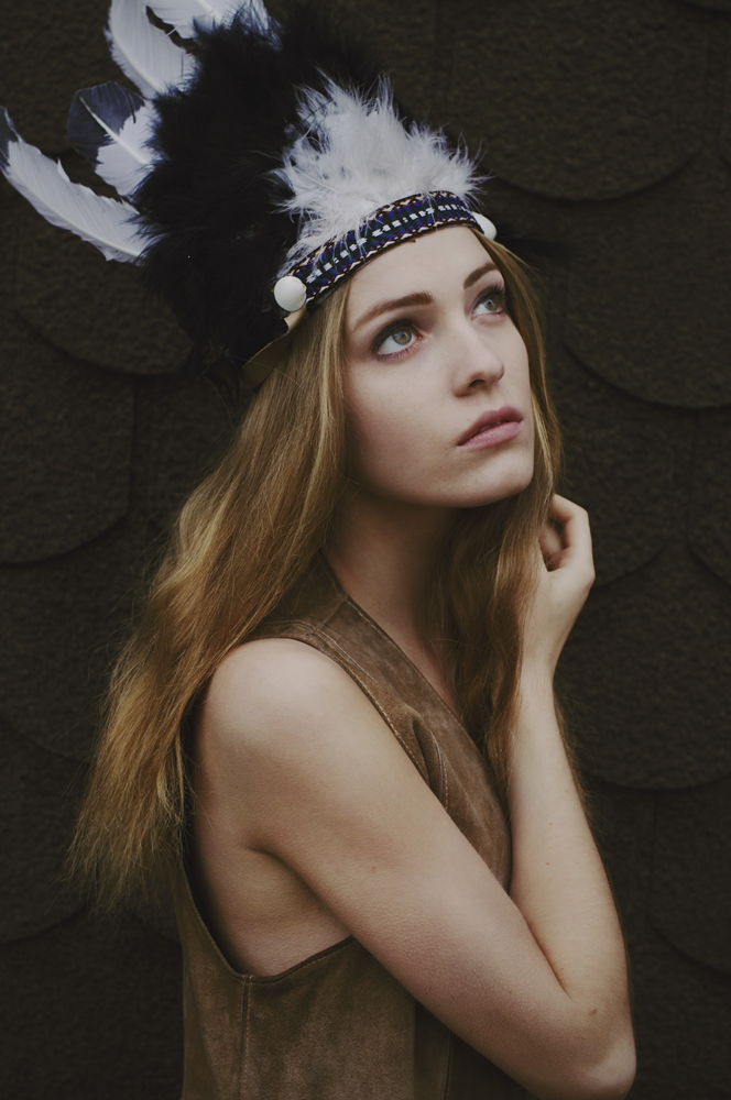 Pretty Indian by haania