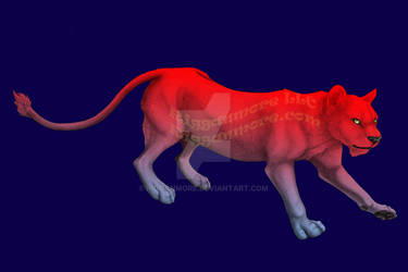 Updated Lion