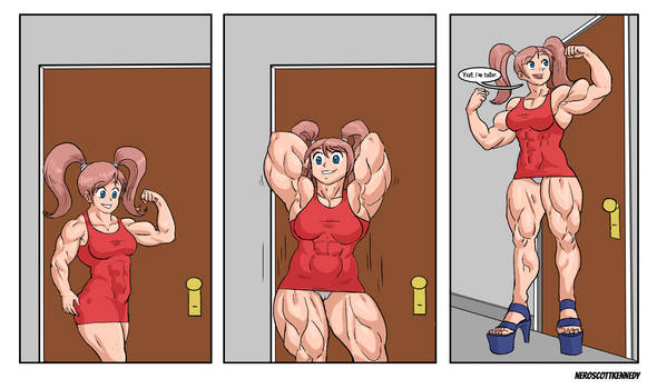 Muscle Growth Commission part 2