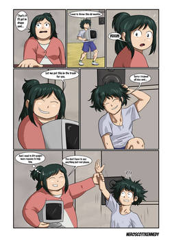 Strong Mom Part 2