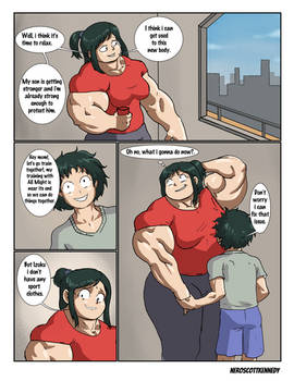 Strong mom part 14