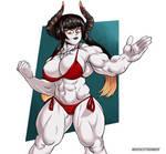 Eliza from Tekken by NeroScottKennedy