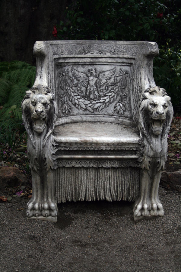 Lion S Throne By Totgstock On Deviantart