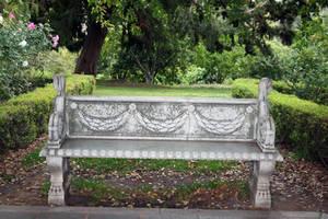 Stone Bench by TOTGStock