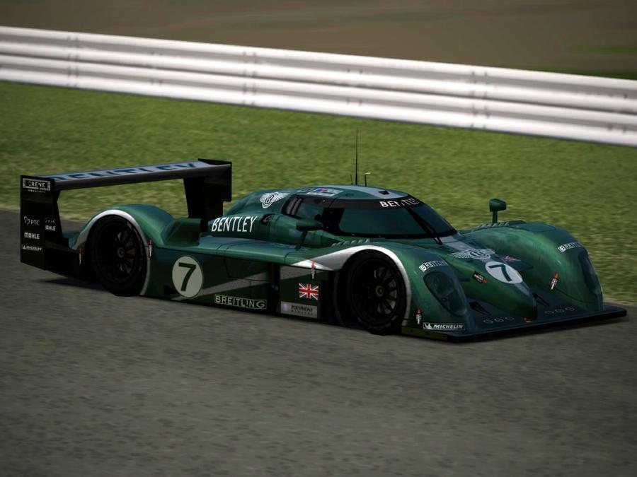 Permalink to Bentley Race Car Gt5
