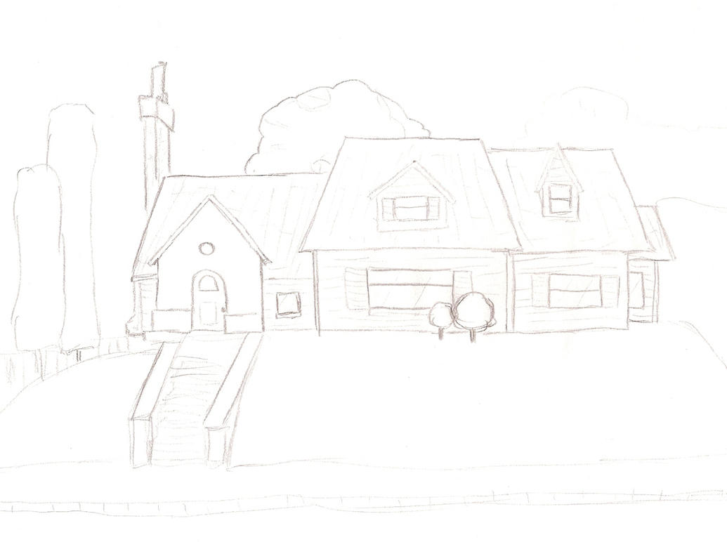 Flynn-Fletcher House - Phineas by caris94