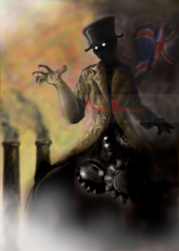 Industrial revolution by thenightmarevisions on deviantart for Industrial nightmare pictures