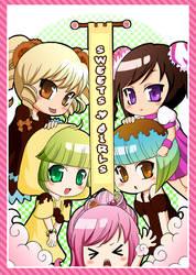 Sweets Girls tribute by Motoko-Su