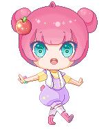Pamy pixel by Motoko-Su