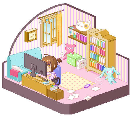 An ordinary room