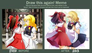 Draw this (sh*t) again