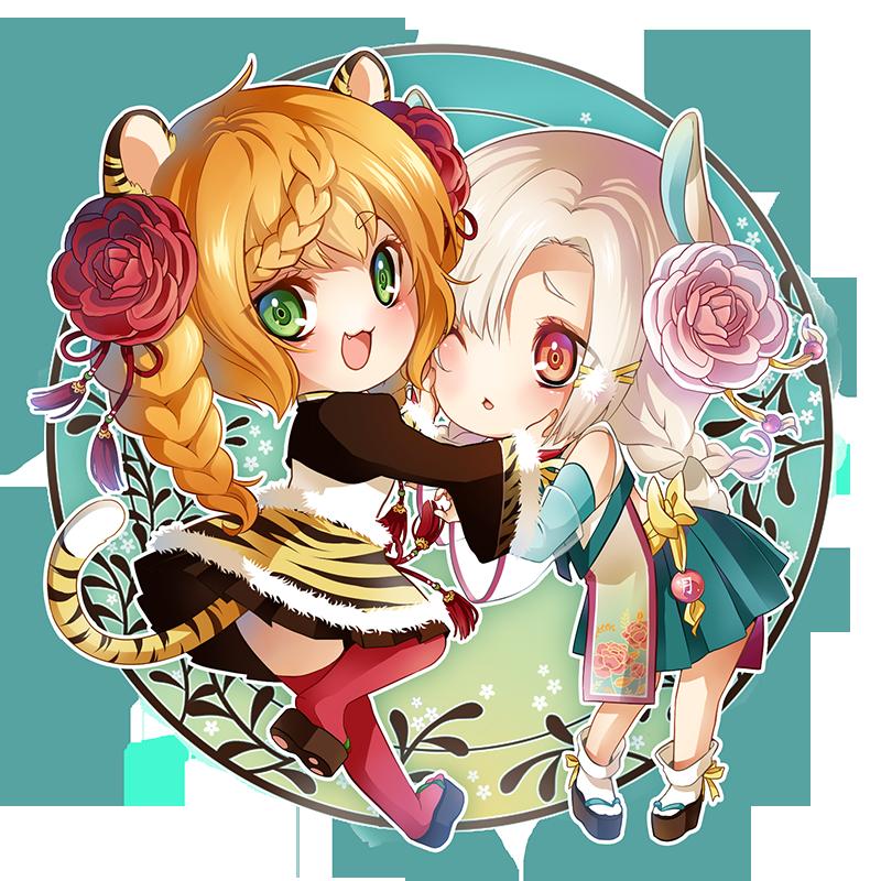 Tiger and Bunny (?!) by Motoko-Su