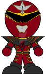 Chibi Red Dragoranger