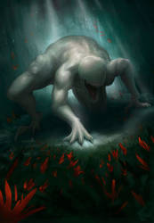 The Blind Prowler by LaleAnn