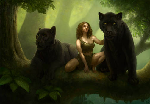 Panther Mistress