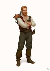 Character Design: Gilbert