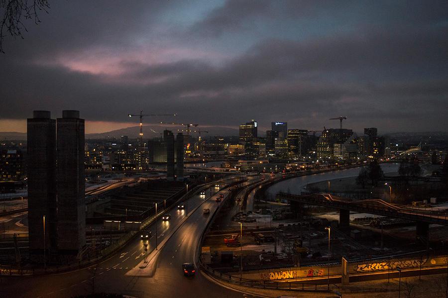 Industrial Oslo. by Kdv42