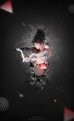 the violinist by davidpstone