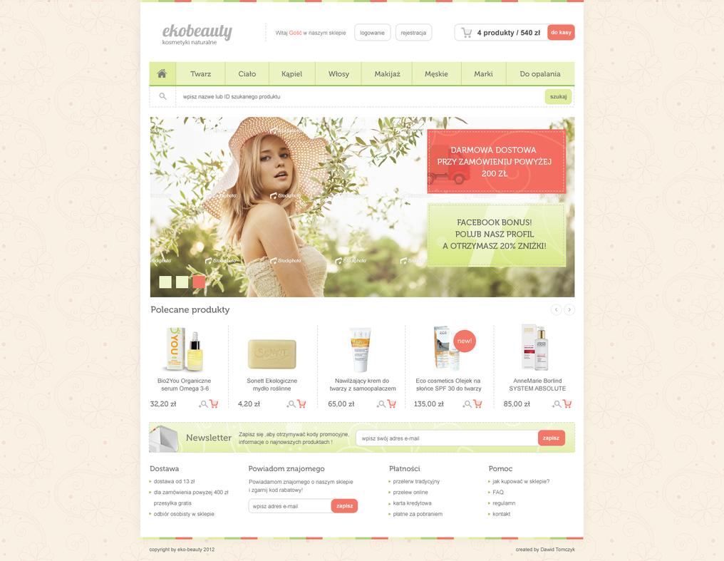 EkoBeauty natural cosmetics by davidpstone