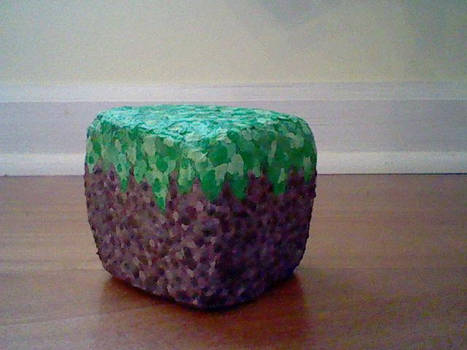 Minecraft: Grass Block