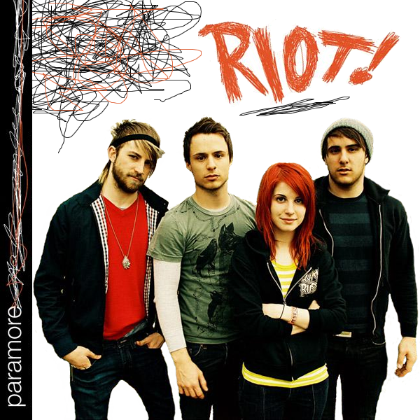paramore paramore album cover - photo #12