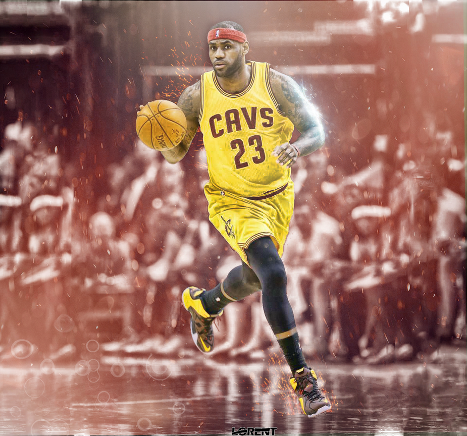Lebron James Wallpaper By LorentK