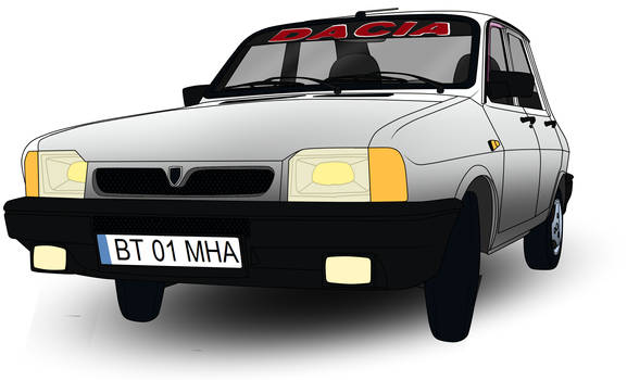 CAR COMMISSION: Dacia 1310