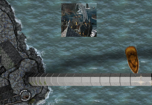 The cypher gate escape