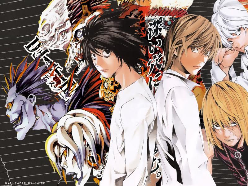 Death Note crew.
