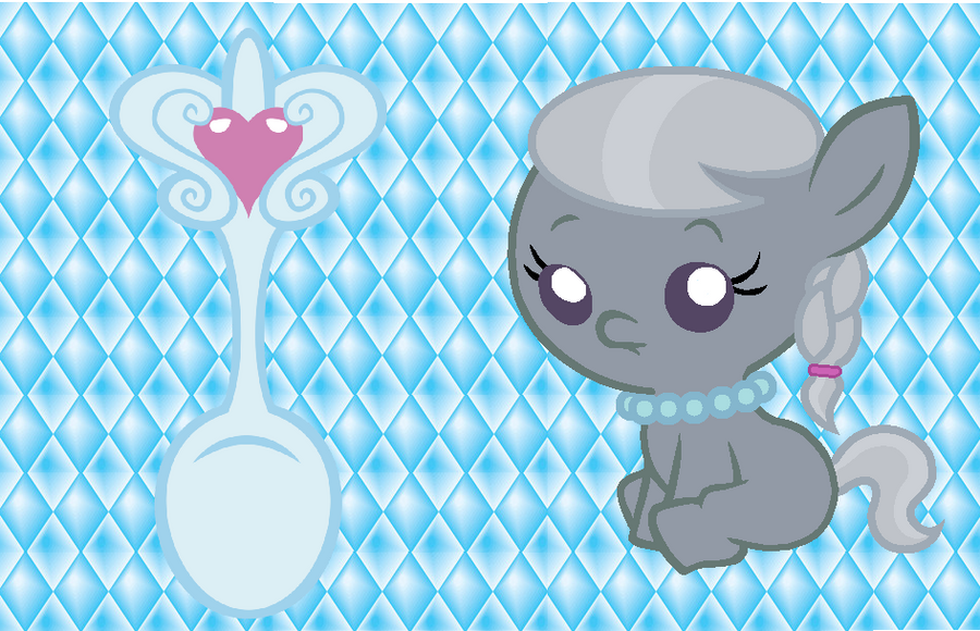 Baby Silver Spoon by Acuario1602