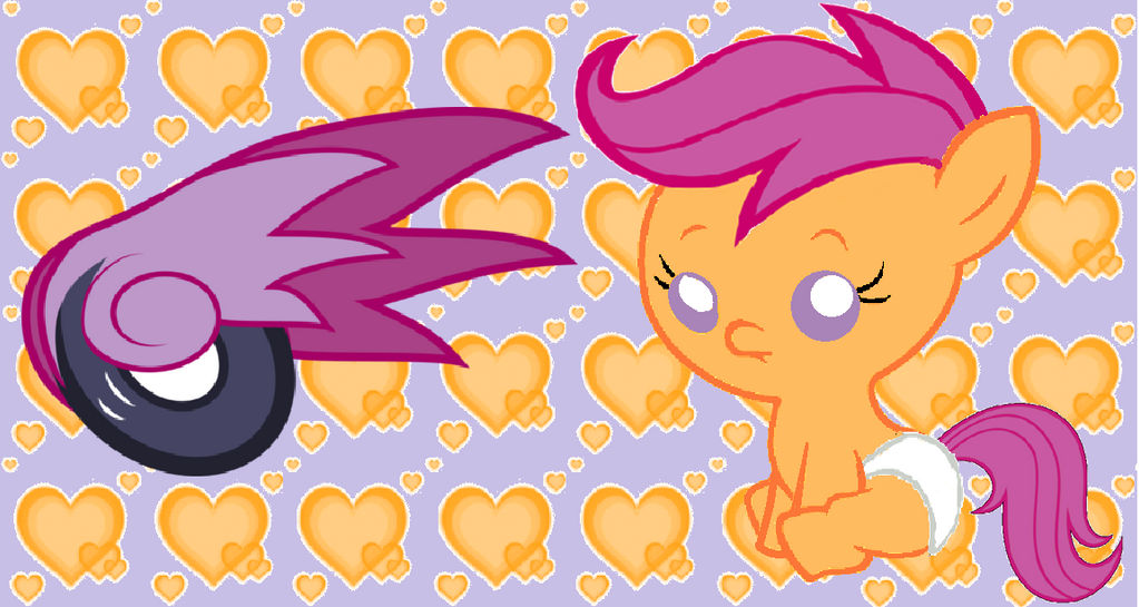 Baby Scootaloo By Acuario1602 On Deviantart Select from a wide range of models, decals, meshes, plugins. deviantart