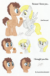 Comic: Cause I know you... by Acuario1602