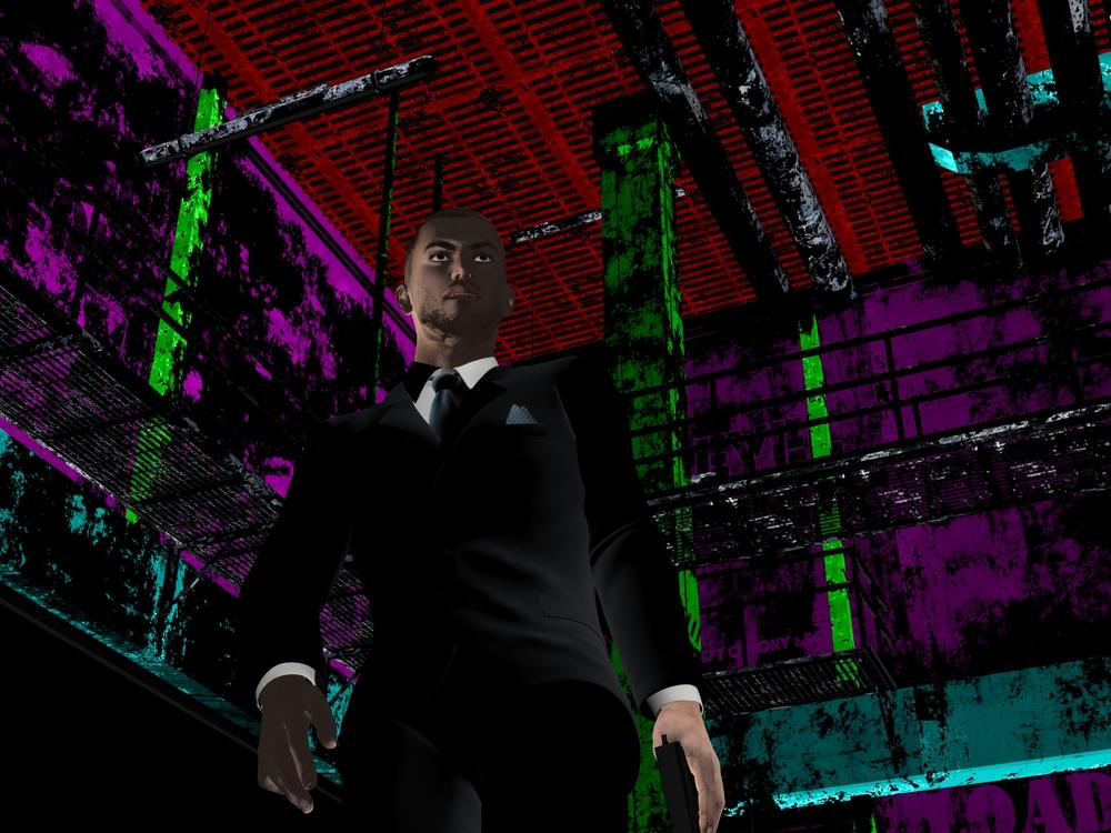 Cyber-noir01 by Peter-David