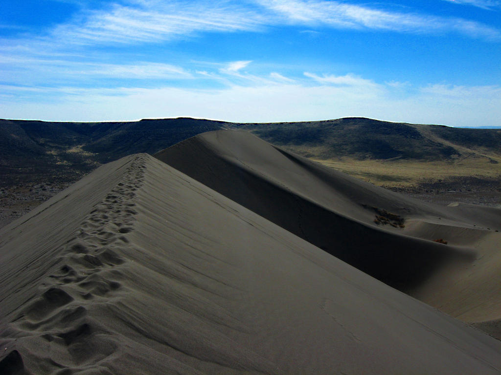 Bruneau Dunes 14 -- Nov 2007 by pricecw-stock