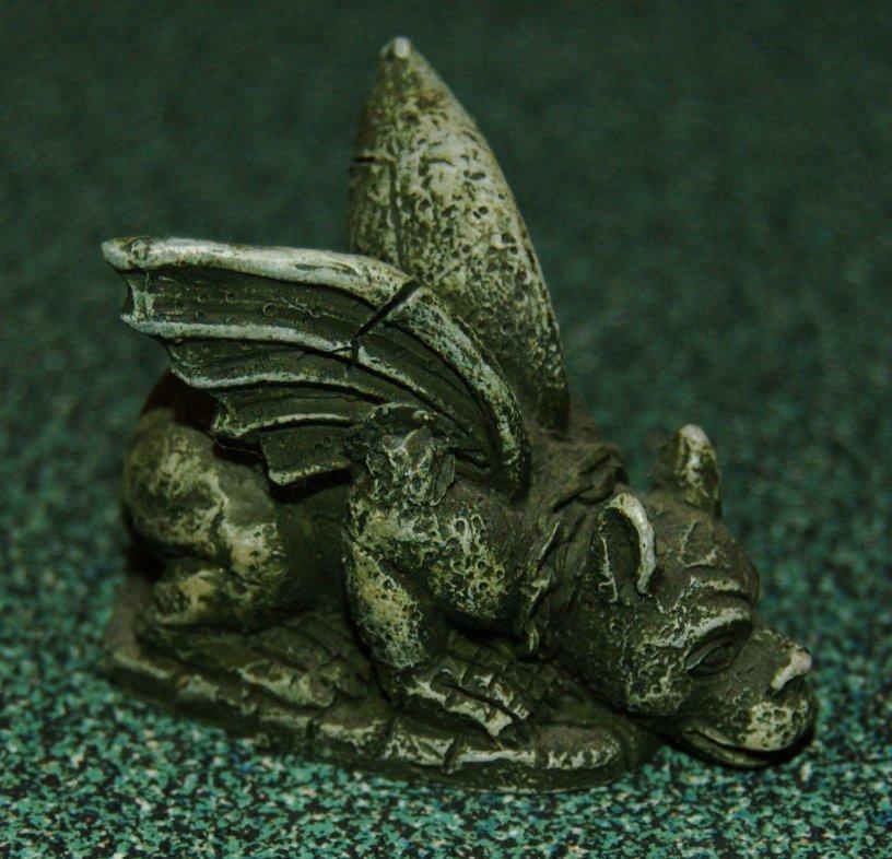 pic-a-day 080125 e -- Gargoyle by pricecw-stock