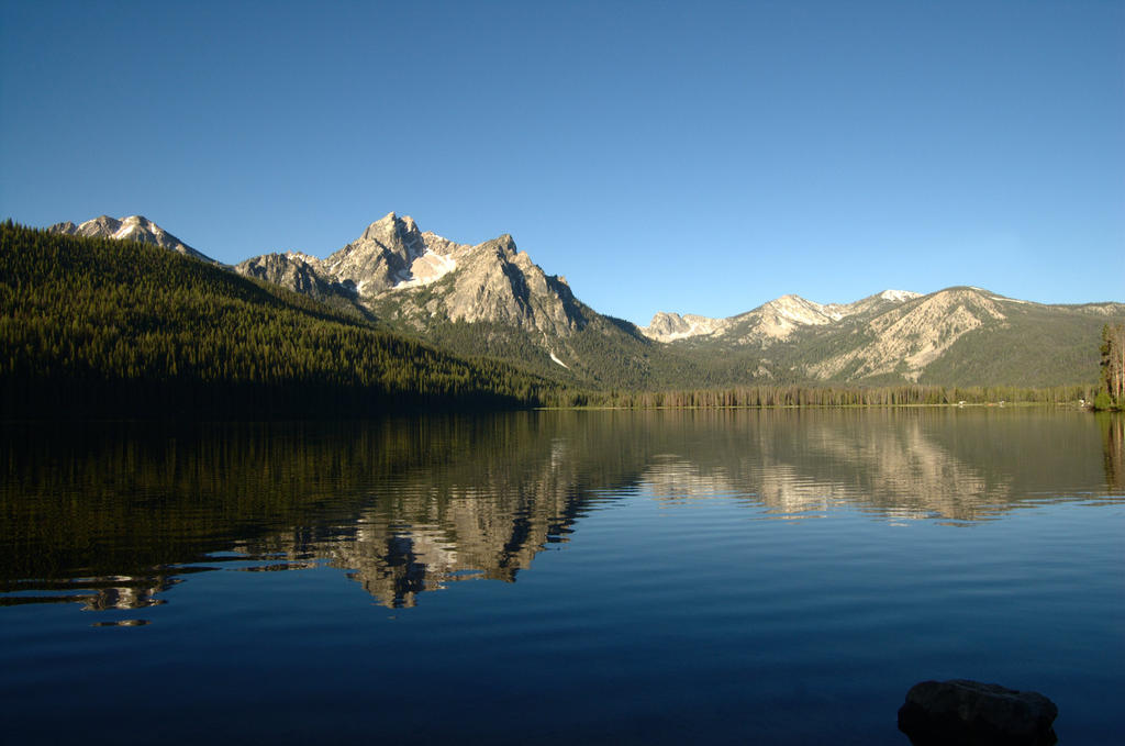 Stanley Lake 2 - 2008 by pricecw-stock