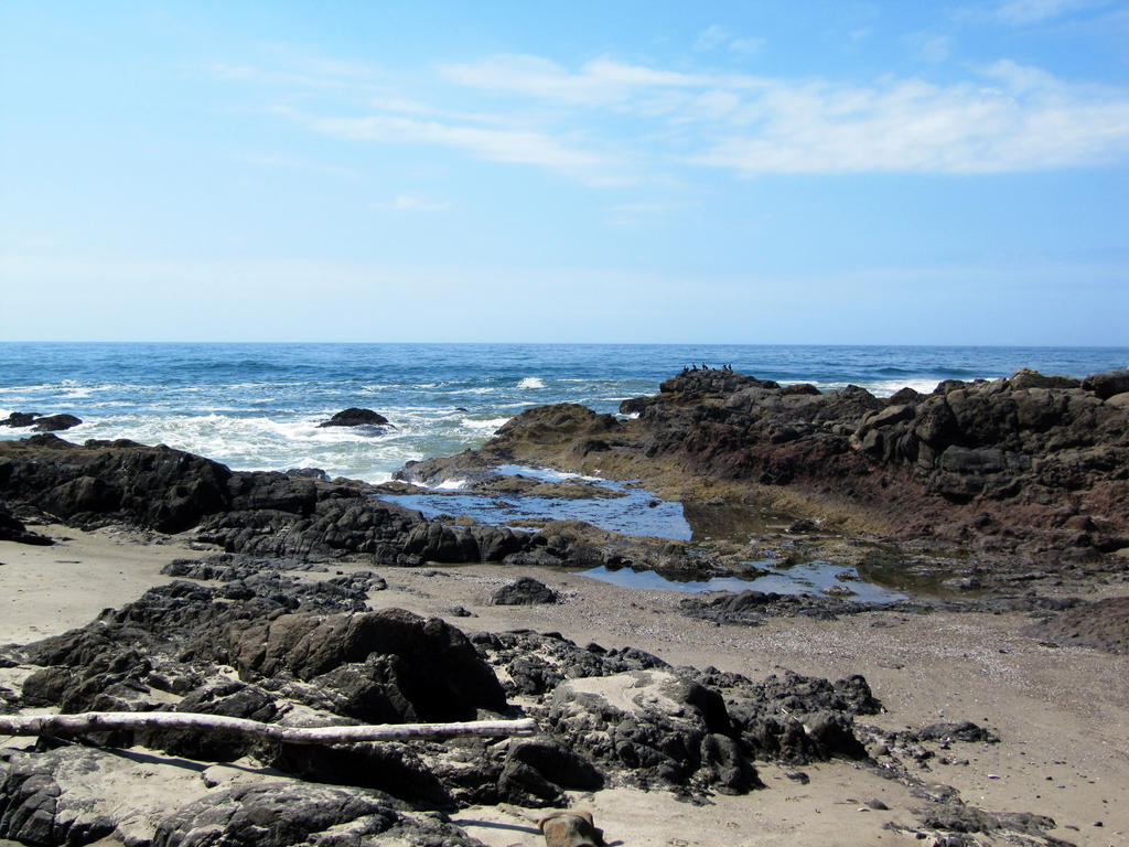 Rocky Beach 1 -- Sept 2009 by pricecw-stock