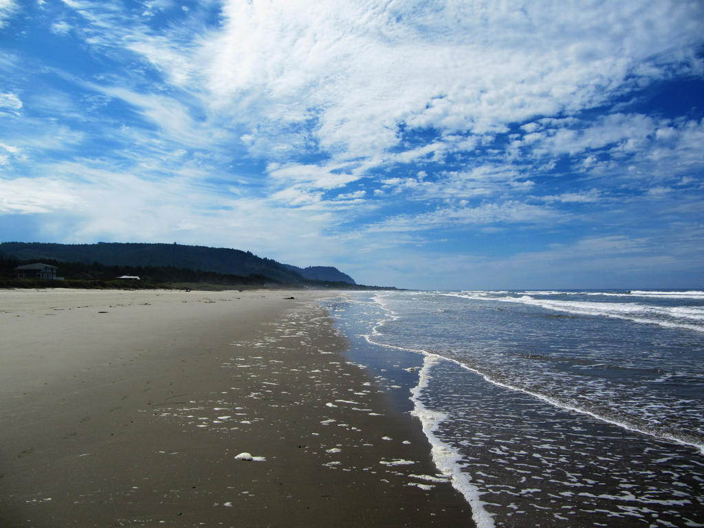 Beach Landscape 7 -- Sept 2009 by pricecw-stock