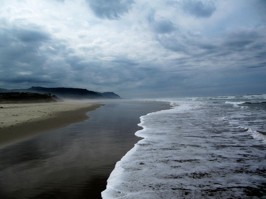 Beach Landscape 5 -- Sept 2009 by pricecw-stock