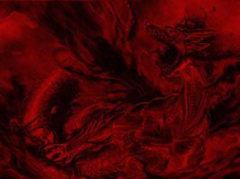 Death of the Dragon by MaxwellSw
