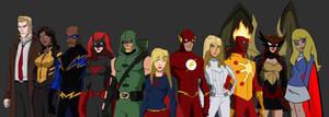 Super April Stewart joins DC Arrowverse