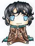 Frodo Plushie