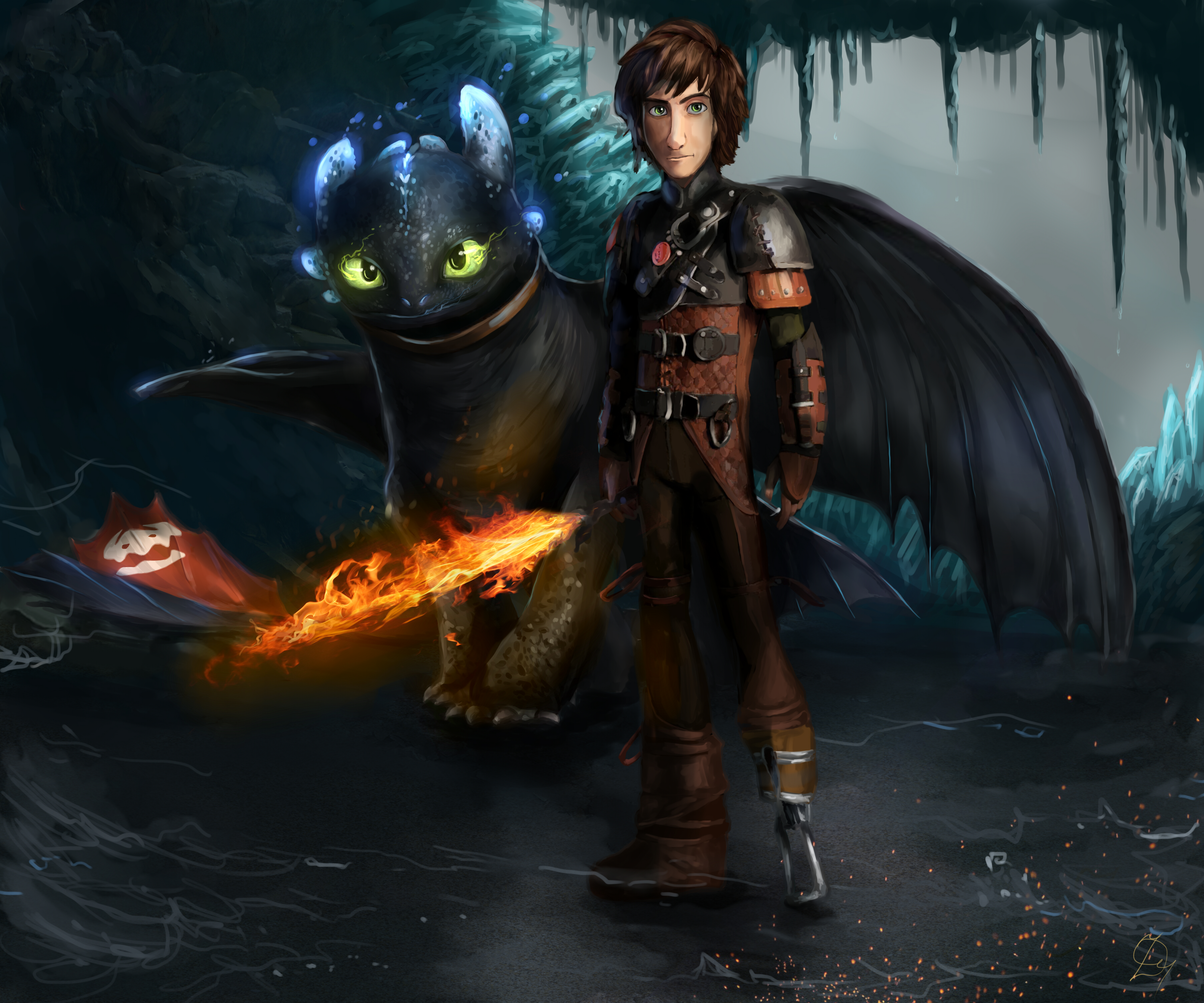ART CONTEST | School of Dragons | How to Train Your Dragon ... - photo#12