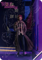 The Wolf among us by DarraChese