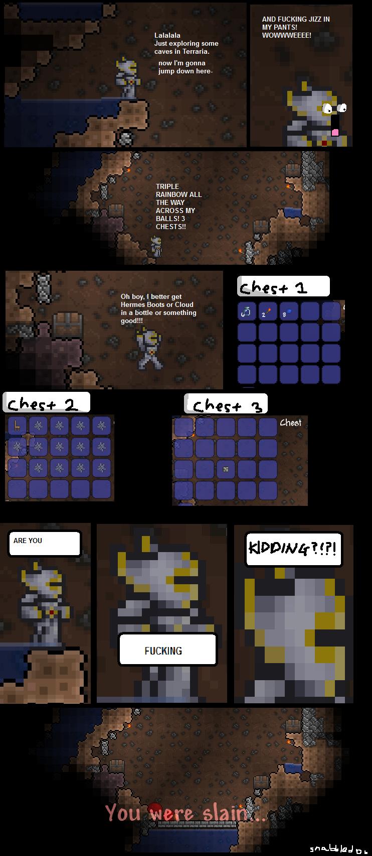 teriaia how to make chests