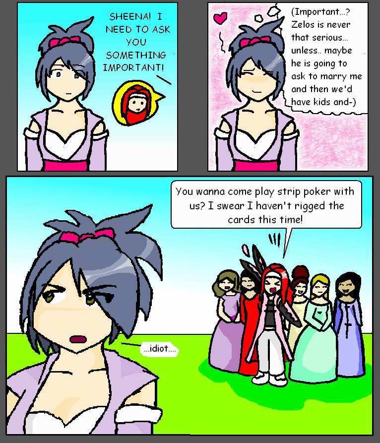 tales of symphonia sheena relationship counseling
