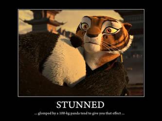 'Stunned' demotivational poster