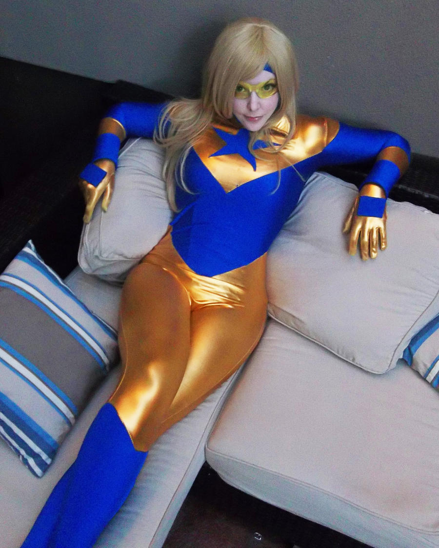 Comic Girls Cosplay Cameltoe - Mega porno slike-2931