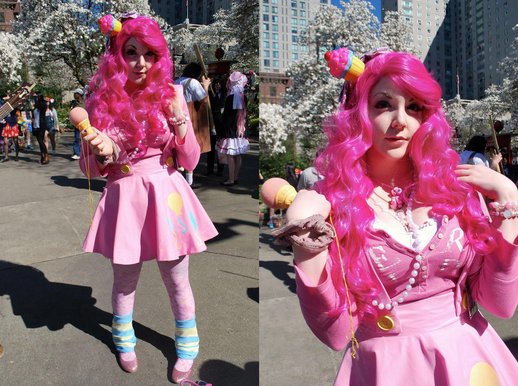 Pinkie Pie 2.0 by PookieBearCosplay